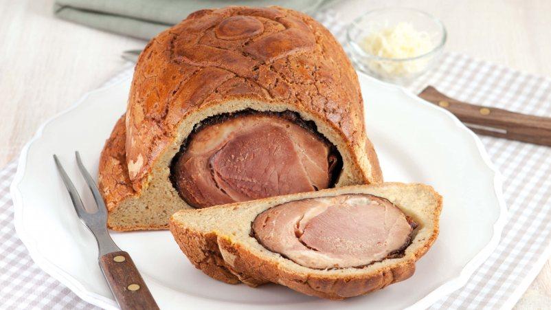 Pork Wellington na Schärov način