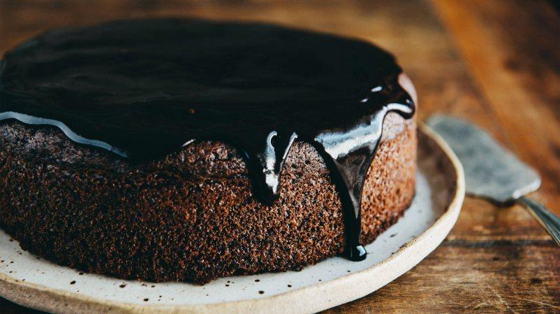 Čokoladna torta bez mlijeka