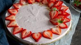 Cheesecake s jagodama