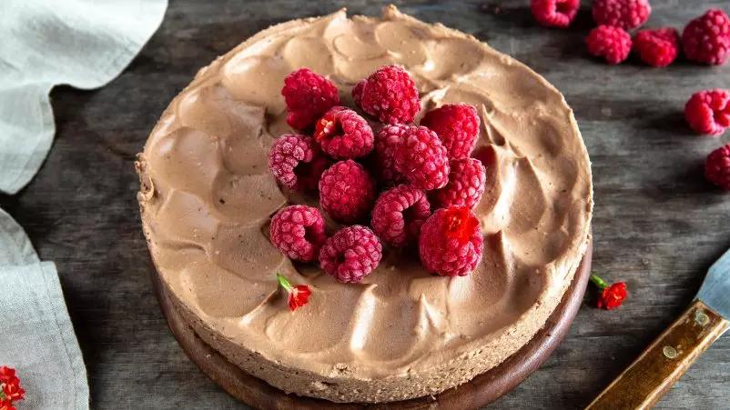 Torta od čokoladnog moussa