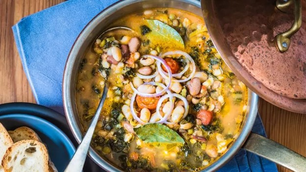 Ribollita – toskanska juha
